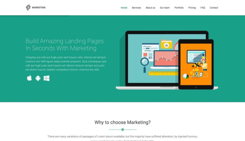 Onepage Revolution Startup Landing Page Bootstrap WP Theme-compressed
