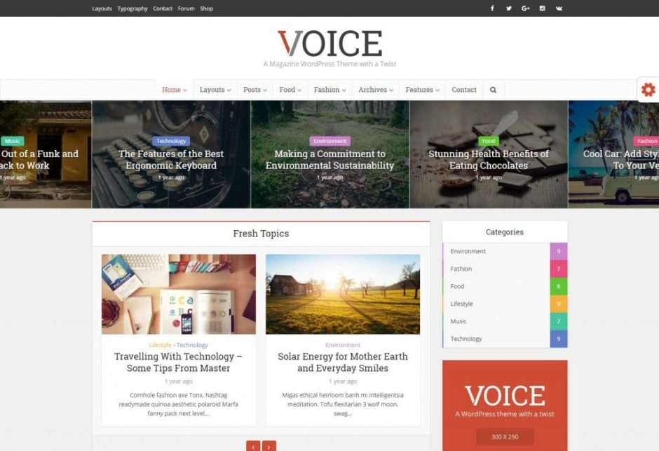 Voice – A Magazine WordPress Theme with a Twist-compressed
