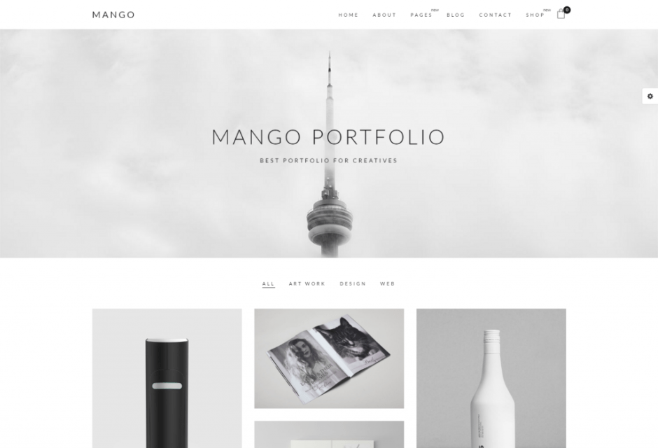 mango-portfolio-for-creatives