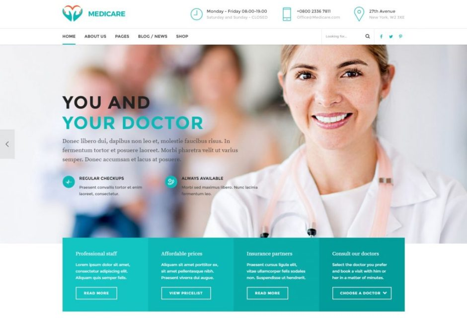 Clinic – Just another Medicare Sites site-compressed