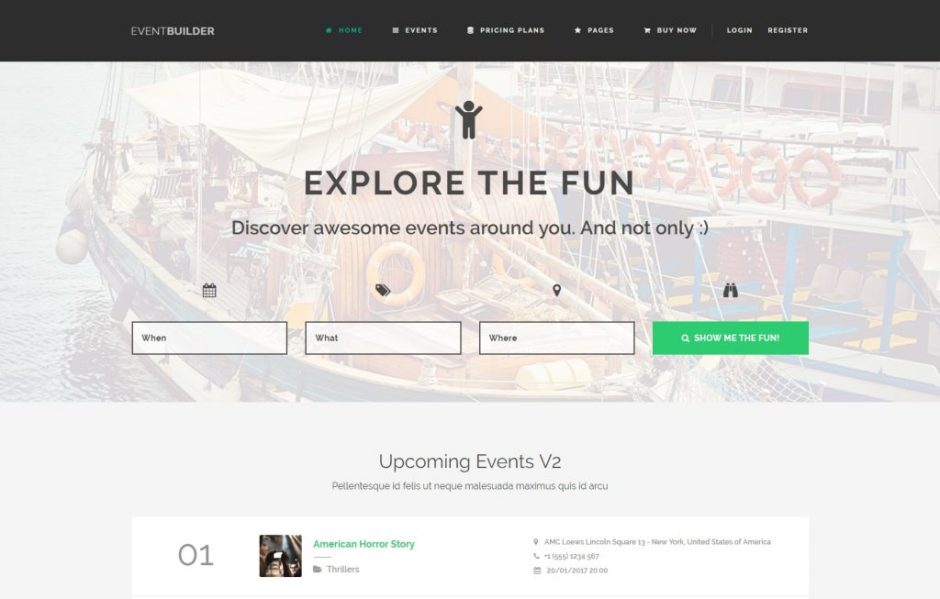 EventBuilder – The Ultimate Event Builder Just another WordPress site-compressed