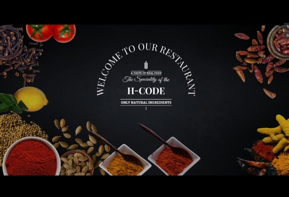 H Code – Responsive Multipurpose WordPress Theme – Restaurant Intro-compressed