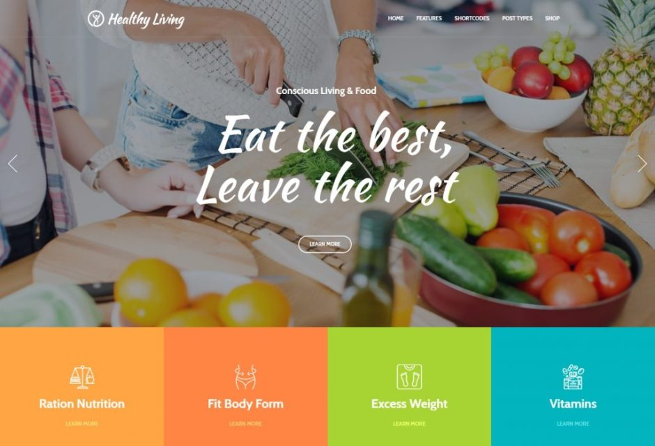Healthy Living – Just another WordPress site-compressed