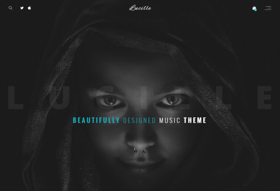 lucille-music-wordpress-theme