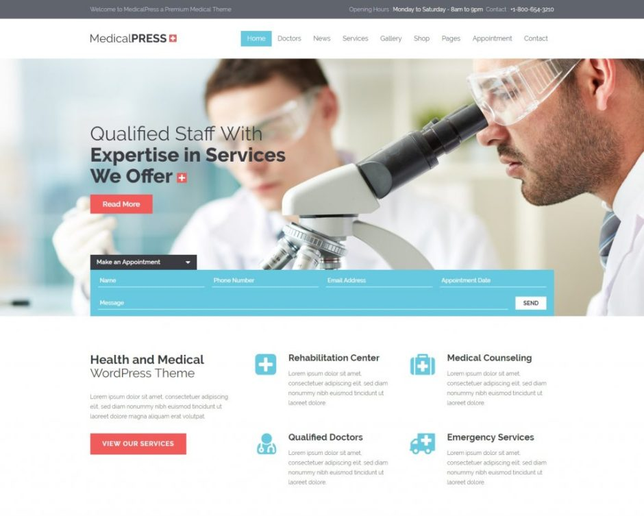 Medical Press – Just another WordPress site-compressed