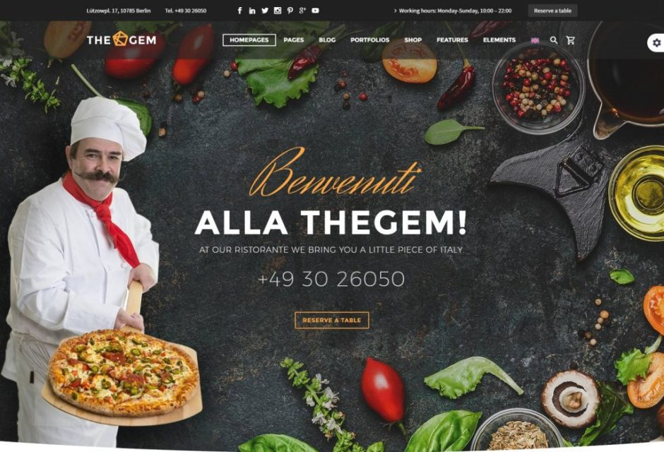 Restaurant – TheGem-compressed