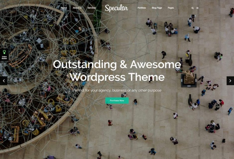 Specular Multipurpose WordPress Bundle Theme – Agency Just another WordPress site-compressed