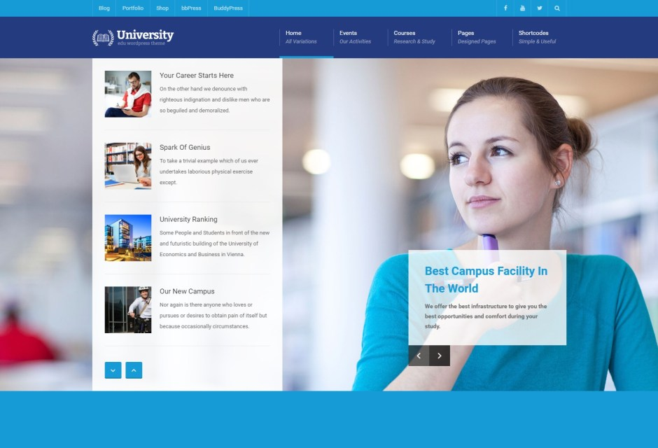 CactusThemes University WordPress Theme A CactusThemes WordPress Theme-compressed