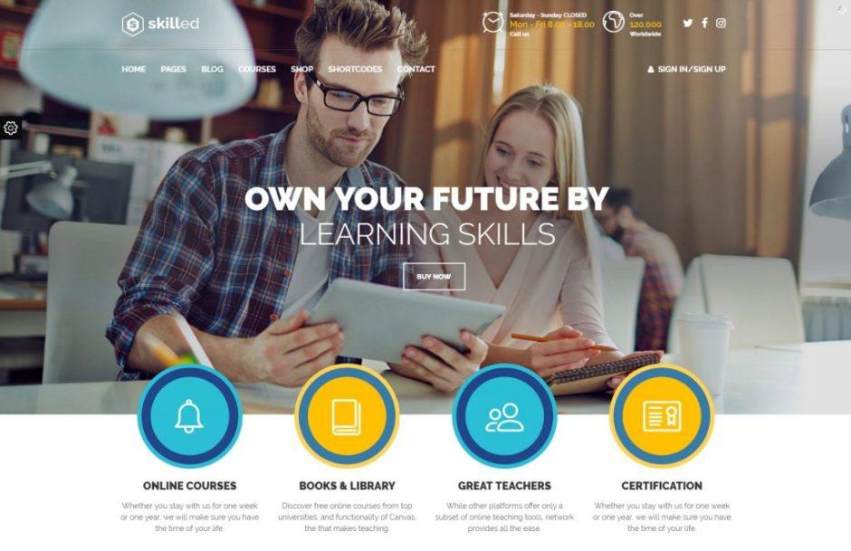 Home – Transparent Header – Slider – Skilled-compressed
