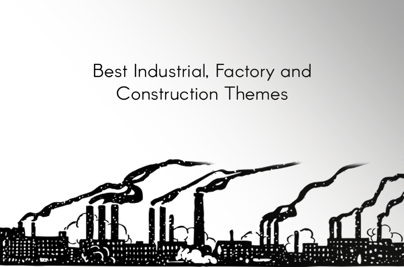 best industrial wordpress themes