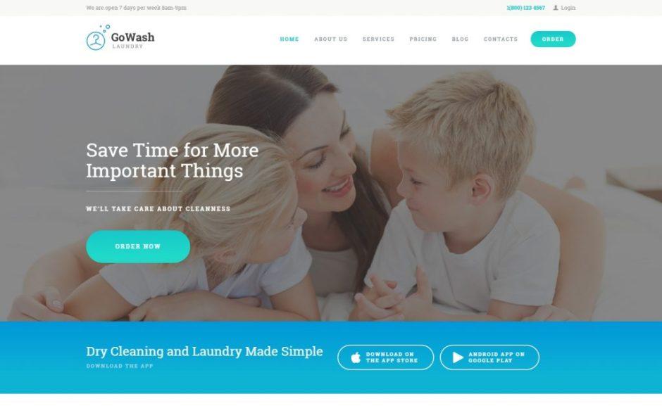 GoWash – Laundry-compressed