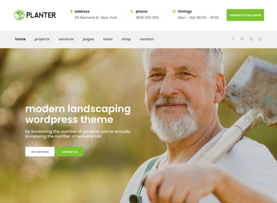 10+ Popular Header Builder WordPress Themes - Codeless