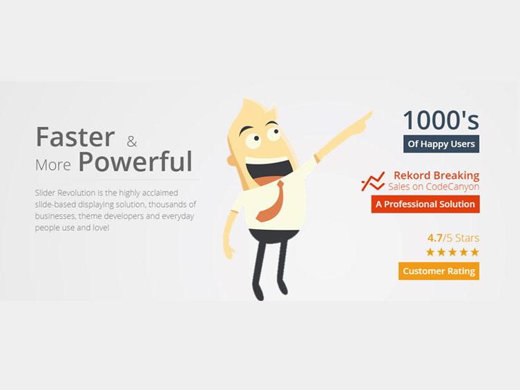 10+ Best Revolution Slider Free Templates - Codeless