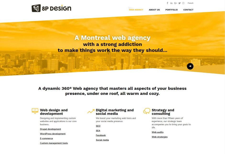 10 Best Web Design Agencies In Montreal 2019 Codeless,Blue Scandinavian Bedroom Design