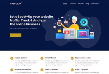 15+ Best SEO Agency WordPress Themes 2021 [FREE+PAID]