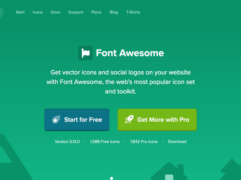 fontawessom 3M Best Free Contemporary & Modern Icons for your websites