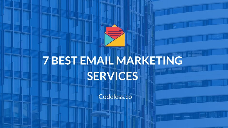 Email Marketing Services by Codeless