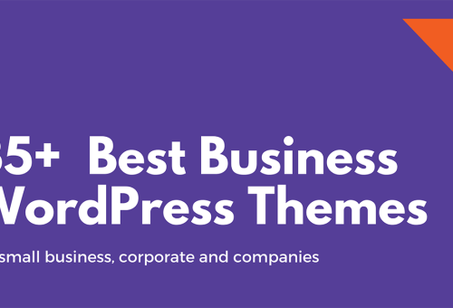 35+ Best Business WordPress Themes