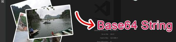 Image to Base64 using JavaScript