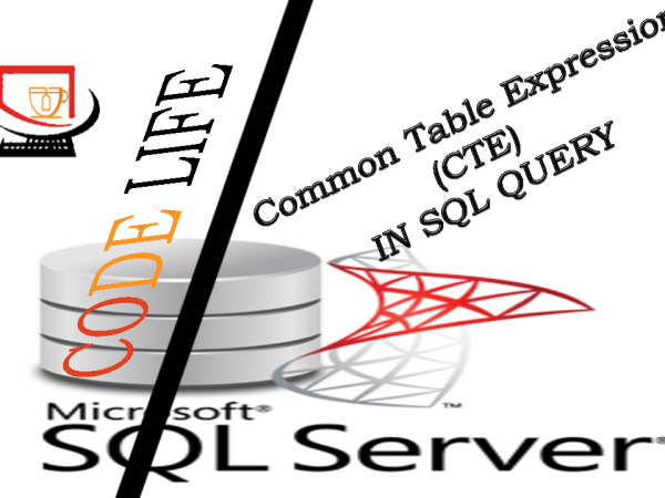 Common Table Expression (CTE) in SQL Query
