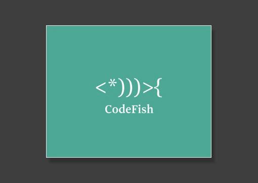 CodeFish logo