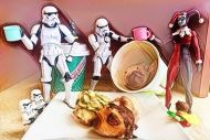 coffe-and-mini-doughnuts-_34126880511_o