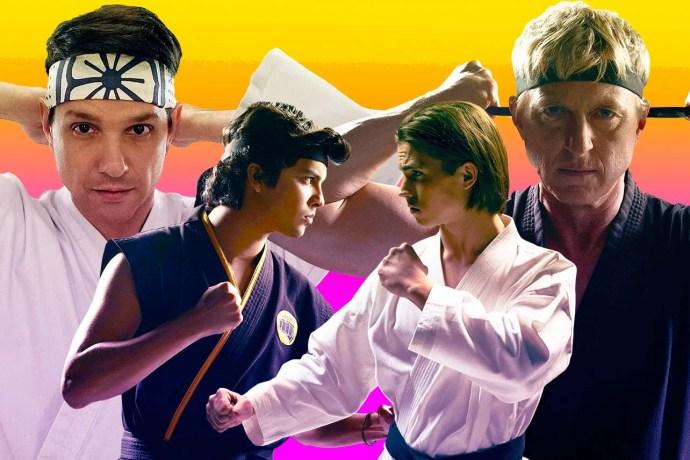 Cobra Kai the movie