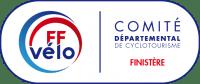 logo du comité départemental de cyclotourisme en Finistère