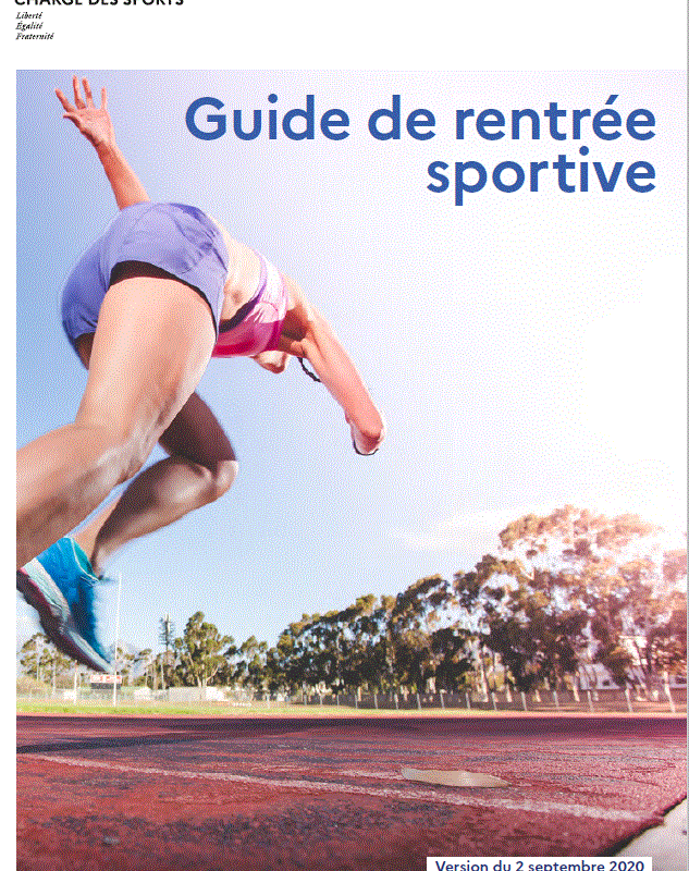 image-guide-rentree-sportive du ministère des sports