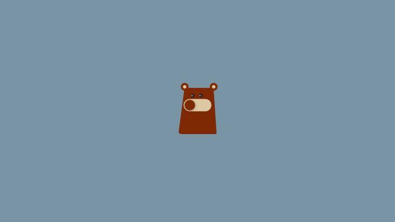 CSS Bear Toggle