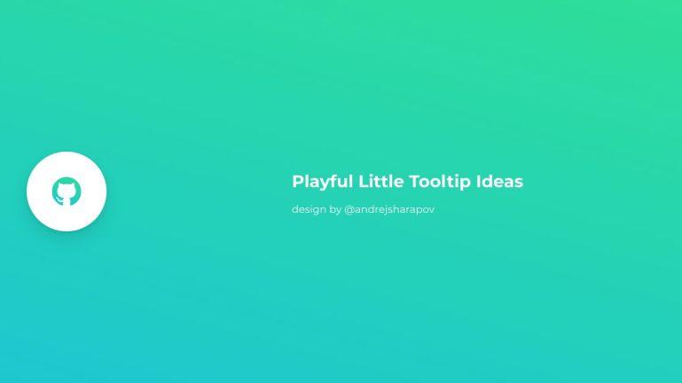 Tooltip Idea