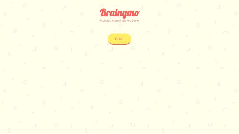 Brainymo - Memory game