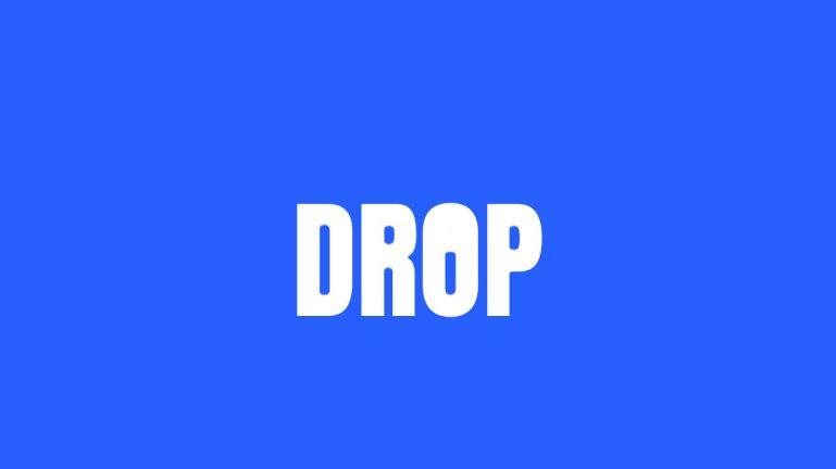 Liquid Drop Using Gooey Effect