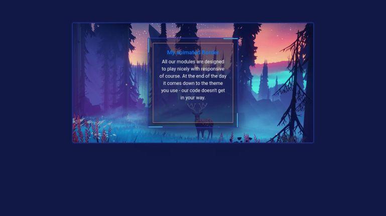 Border Animation CSS