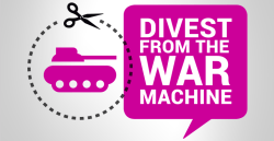 Divest from the War Machine Summit: Cutting Our Financial Ties to War