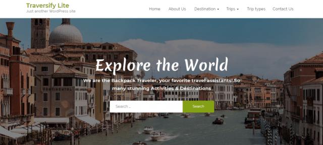 Traversify-Lite-free-WordPress-travel-theme-CodePixelz