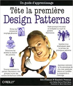 Livre : Design Patterns – Tête la première