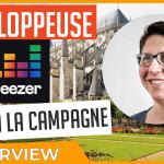 Stéphanie, DÉVELOPPEUSE WEB puis CTO à la campagne !