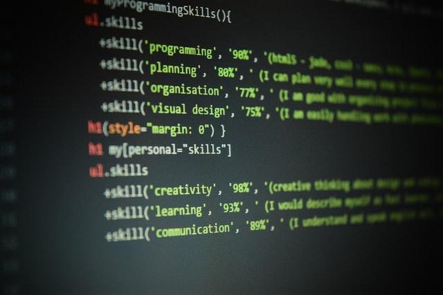 compétences développeur - Photo by Branko Stancevic on Unsplash