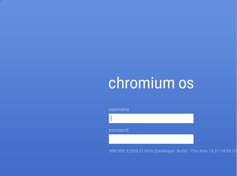 Google Chrome OS – Google出的雲端作業系統(安裝教學) – 碼人日誌