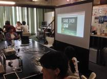 小学生・中学生向けプログラミング教室(CoderDojoさいたま第6回2014年8月17日)開催レポート