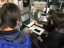 小学生・中学生向けプログラミングクラブ(CoderDojoさいたま第10回2014年12月20日)開催レポート