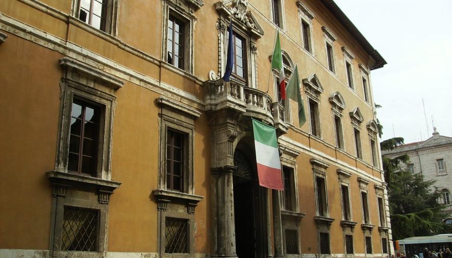 30 aprile 2016: Palazzo Donini!