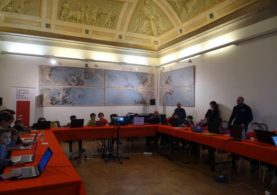 Salone di Apollo (Palazzo della Penna)