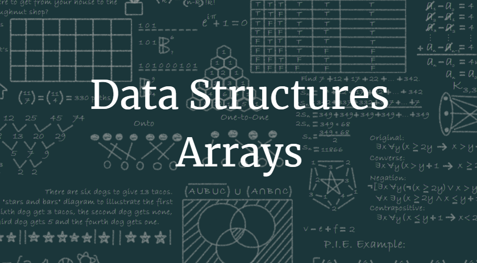 Array Data Structure