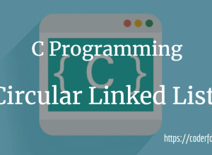 Circular Linked List Program