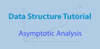 Data Structures Asymptotic Analysis