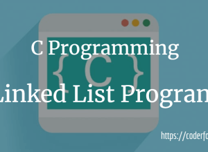 Linked List Program