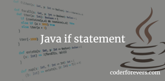 Java if Statement Tutorial