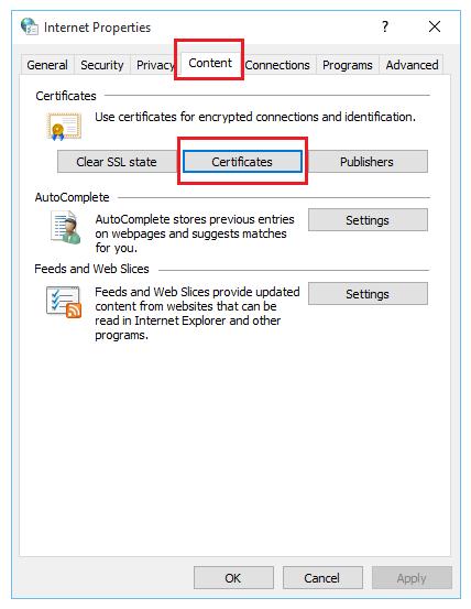 control-panel-certificates-option